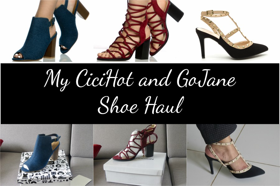 41e1f2c9f56 My CiciHot and GoJane Shoe Haul - You Posh Girl